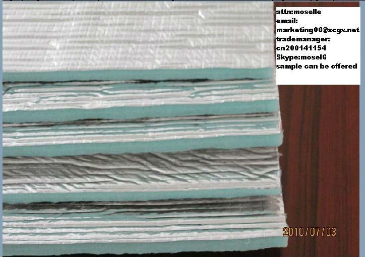 rotolamento pmgrc7159 magazzino materiale fonoassorbente acustico isolamento del tetto di ...