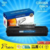 Good price toner cartridge C3906A for HP LaserJet LJ3100/ LJ3150