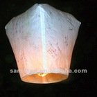 Provide custom sky lanterns for parties