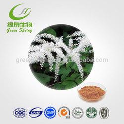100% Natural Black Cohosh P.E. Powder,black cohosh powder