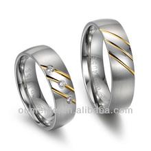 wholesale pure titanium hot new rings mens high quality titanium wedding jewellery rings