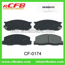 CAR BRAKE PAD FOR TOYOTA LITEACE/MODEL F/SPACE CRUISER