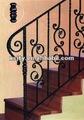 bella e moderna scale in ferro battuto design