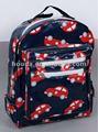 Elegante& novo design pvc escola primária mochila para crianças, adolescente escola sacos