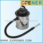 2014 new ash vacuum cleaner ash filter ash collector