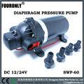 Swp-60 12v/24v électrique dc mini pompe à membrane