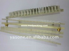 High Quality 100 holes Manual Capsule Filler with tamping tool 100pcs/time size 00#,capsule filling machiner 0923001H