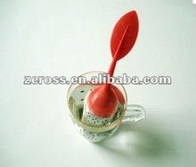 2012 New Design Popular Silicone Tea dipper