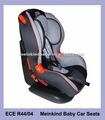 Meinkind mk800 niño seguro de asiento de coche con la cepe r44/04