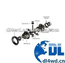 RD202, RD136, RD135 nissan navara accessories - 4x4 air locker
