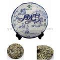 chás exóticos de yunnan china luz da lua beleza chá puer