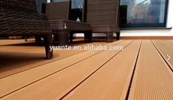 2015 Europe Standard Outdoor Wood Plastic Composite Decking/WPC Floor