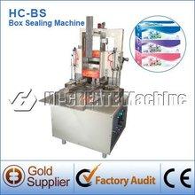 HC-PS plastic Box/paper box Sealing Machine