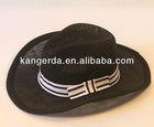 paper straw panama hat/cowboy hat/fashion menshat