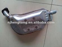 car exhaust muffler for Mazda 6