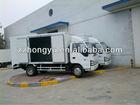 1-2Tons mini van truck/van truck sale/box van truck