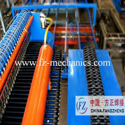 applied welded wire mesh production equipment