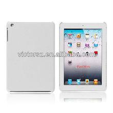 for iPad Mini case White Gloss/Glaze PC Hard Case