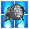54PCS 3W led par light/par 64 led