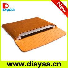 Genuine leather envelope tablet case