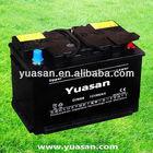 Excellent Yuasan DIN 12V 66AH Lead Acid Dry Car Rechargeable Battery for Autos-DIN66
