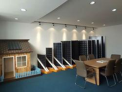 300W mono PV Solar panel with IEC,TUV,CE,CEC