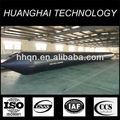 Huanghai mlg-t modelo marinhos airbag para o navio de lançamento