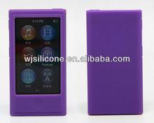 Silicone case for ipod nano 7,for ipod nano 7 case