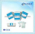 Médicas estéril de algodón gasas / gasa esponjas