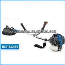 43cc Brush Cutter CE/GS/EUROI approvel 3T metal blade+nylon trimmer BLT-BC430