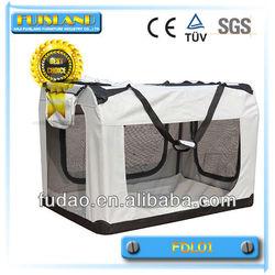 Fabric Pet Crate pet bag carriers dog crate