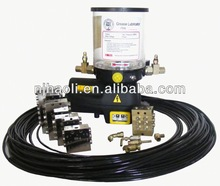 grease lubricator for wool textile machinery