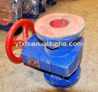 Rubber Pinch Valve /pneumatic pinch valve(ISO 9001 & CE)