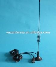 GSM Antenna,omni-directional 900 1800MHz,adhesive mount