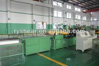 45/135 Degree Two Cutter & One Punch CNC Cutting Machine