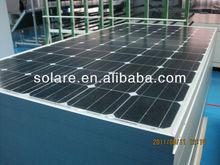 high efficiency mono solar panel 300W 36V