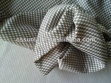 CVC 60/40 cotton/polyester mesh fabric