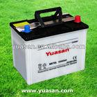 Top 12V65AH Japanese Dry Car Battery-NS70L