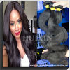 Unprocessed wholesale AAAAA virgin Peruvian hair natural color body wave peruvian hair