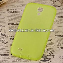 For Samsung Galaxy S 4 Case,Dark Green Flexible TPU Gel Case