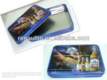 tin box manufacturer; rectangule tin box; gift tin for kids