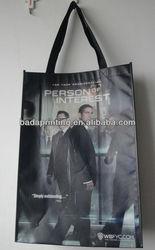 Reusable shopping bag, recycled non woven bag, recycle shopping bag
