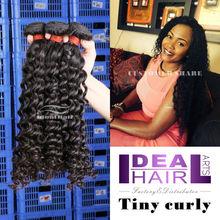 aliexpress brazilian hair and alibaba hair 6a+ grade tiny curly wholesale aliexpress hair