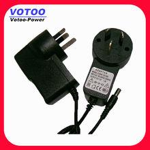 5V 2a 6v 1a 7v 1a 9v 1a 12v 1a 24v 500ma switching power adapter