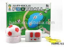 4chu amphibious rc football toys