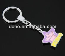 excellent quality dance keychain --DH 8667