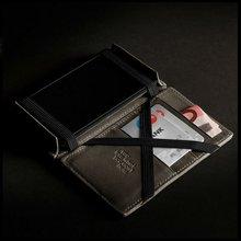 unique Magic Wallet With pvc phone waterproof case