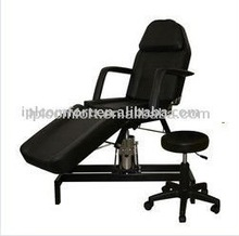 HOT SELL !! hydraulic hairdressing chair /hydraulic barber chair/new facial trolly beauty series hydraulic barber chair