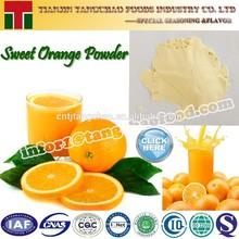 Orange Flavour Powder, Instant Orange Powder, Solid Drink for FruitJuice
