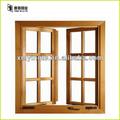 janelas de enrolamento modelo em casa grade de janela de design
